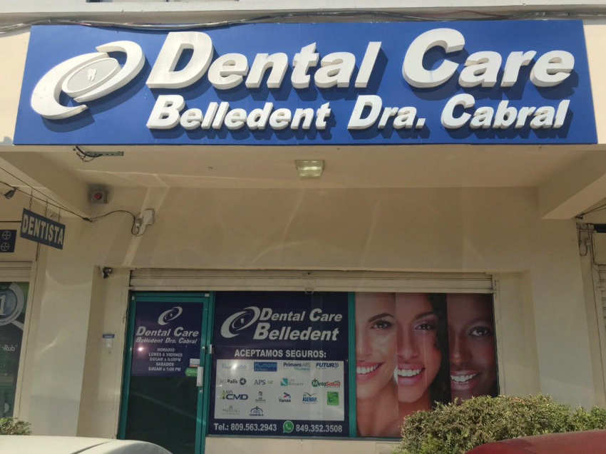 Entrada Dental Care Belledent Los Rios